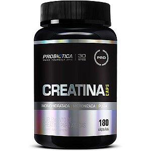 Creatina - 180 Cápsulas - Probiótica
