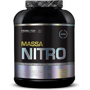 Massa Nitro - 3kg - Probiótica