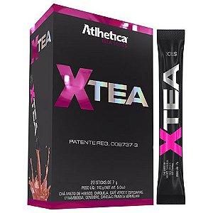 X-Tea - Caixa com 20 Sticks - Atlhetica