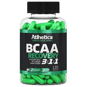 BCAA Recovery 3:1:1 - 120 cápsulas - Atlhetica