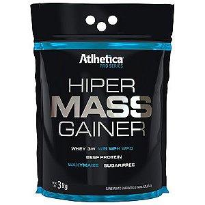 Hiper Mass Gainer - Sacola 3kg - Atlhetica