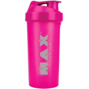 Coqueteleira - 700 ml - Rosa - Max Titanium