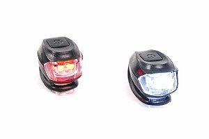 Lanterna Refletor TSW (Leds) - Dianteiro/Traseiro