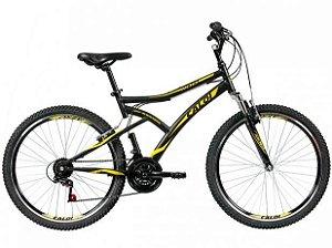 Bike aro 26 Caloi Andes - 21 Velocidades