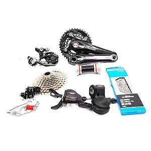 Kit de Transmissão Shimano Deore
