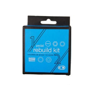 Kit reparo pedal Crank Brothers - Candy e Egg Beater do 1 ao 11