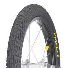 Pneu 20x1.75 Pirelli Scuba Preto