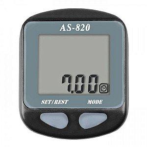 Velocímetro Assize AS-820 11 Funções