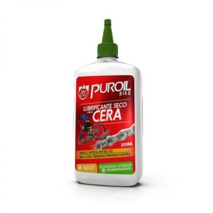 Óleo Lubrificante Puroil Seco Aqua Cera 100mL
