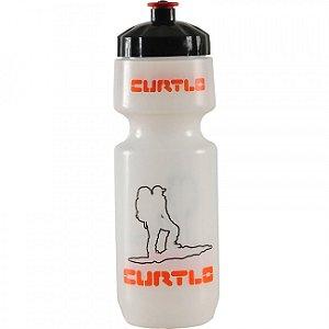 Garrafa Curtlo Squeeze H2O Pro Branca 700 Ml