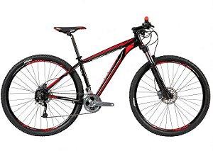 Bike aro 29 Caloi Explorer Expert 27V 2018