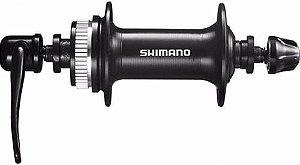 Cubo Shimano TX505 36F Dianteiro Disco Center Lock Esfera Blocagem
