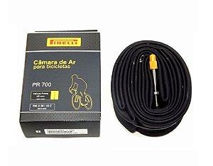 Câmara de Ar 700x28/45C Pirelli - V. Presta 48mm