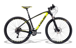 Bike aro 29 Caloi Elite Carbon Sport 2018