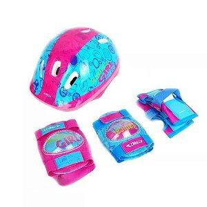 Kit de Proteção Infantil Atrio Feminino ES105