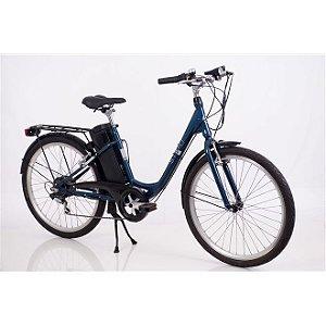 Bike Elétrica Sense Start S420E Azul