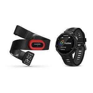 Relógio Monitor Cardíaco Garmin Forerunner 735XT