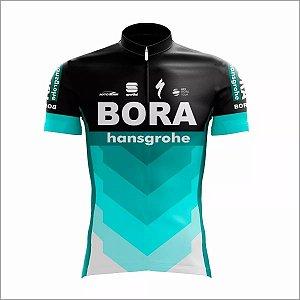Camisa Scape Team Bora Manga Curta