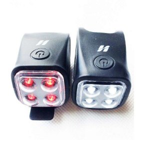 Lanterna High One Garfo e Canote Diant/Tras 4 LEDs