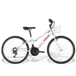 Bike aro 24 Caloi Ceci 2018