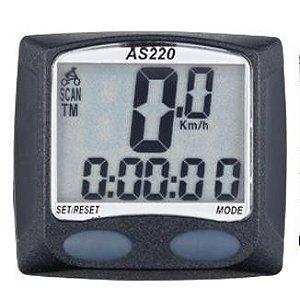 Velocimetro AS-220 11 Funções Assize