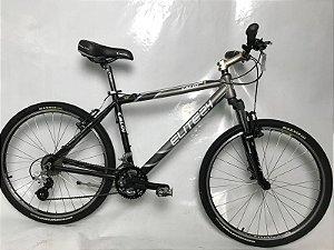 Bike Aro 26 Caloi Elite 2.4 24 Vel Tam. 18 FVB Seminovo