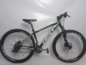 Bike aro 29 First TR 20V Deore Tam. 16 Seminovo