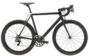 Bike aro 700 Cannondale Super Six Black Inc 2018