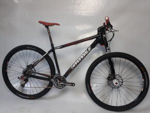 Bike aro 29 Cannondale Flash 29 Tam. L Seminovo