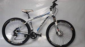 Bike aro 29 Mosso Discovery 27V Hidraulico Tam. 18 Seminovo