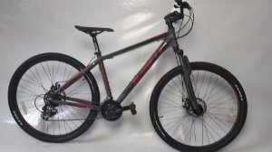 Bike Aro 29 Burnett Ride 1.5 21 Vel Tam. 18 Seminovo