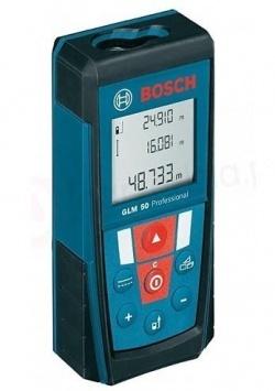 Medidor De Distância Trena A Laser GLM50 Bosch Original 50m