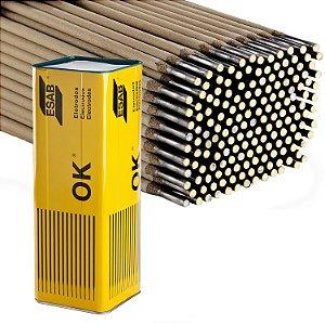 Eletrodo Para Aço Carbono 7018 2,50mm Ok48.04 1Kg - Esab