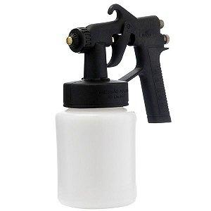 Pistola de Pintura Modelo 90 de Plastico para Ar Direto - Arprex