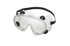 Óculos Ampla Visão PVC com Valvula CA 11285 - Kalipso