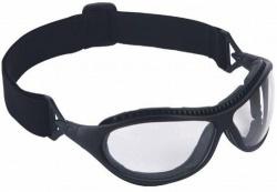 Óculos Incolor Spyder com Resistência Balística CA 28436 - Carbografite