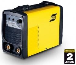 Máquina de Solda Inversora TIG e Eletrodo LHN220I 220v - Esab