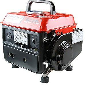 Gerador De Energia A Gasolina Mg950 0,95kva Motomil 220v