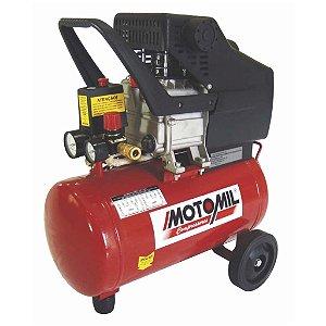 Motocompressor 8,7 pés 24 litros Bivolt - Motomil