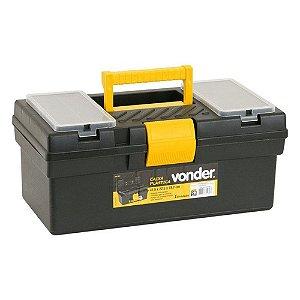 Caixa Plástica para Ferramentas 42x26x19cm CPV6031 - Vonder