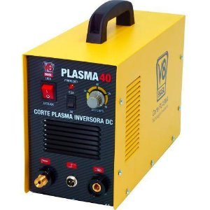 Máquina De Corte Plasma Inversora Dc Cut 40 220v - V8 Brasil