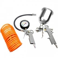 Kit de Acessórios para Motocompressor com 4 Peças - Motomil