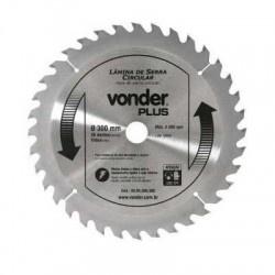 Disco de Serra Circular Com 185mm Metal Duro/vídea - Vonder