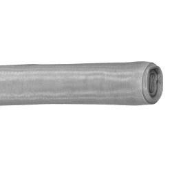 Tela Mosquiteiro Cinza 1,50m de Largura por 50m Comprimento