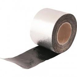 Fita adesiva reforçada 50mm x 50m prata Silver Tape 3M