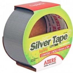 Fita Silver Tape 45mmx5m Multiuso - Adere