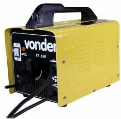 Máquina de Solda Transformadora 150A TS150 - Vonder