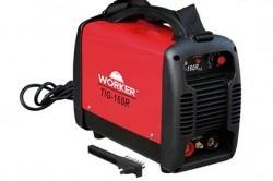 Máquina De Solda Inversora 160a 220v Tig160r Worker
