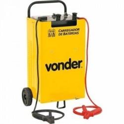 Carregador Bateria Automotivo CBV5200 Profissional Bivolt - Vonder