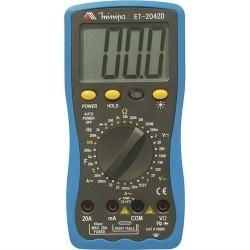 Multímetro Digital Portátil ET-2042D - Minipa